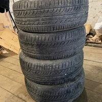 Диски с резиной Dunlop Le Mans RV 215/65 R15