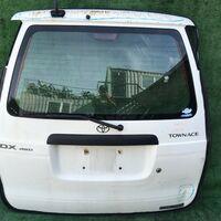 Дверь 5-я Toyota Lite Ace Noah CR52 3CE 2004 задн. (б/у)