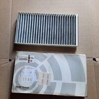 Фирменный салонный фильтр для BMW 5 и 6 серии (E60, E61, E63, E64)