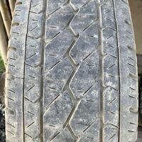 Продам шины с дисками 185R14 LT Bridgestone