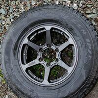Комплект колёс Bridgestone на дисках