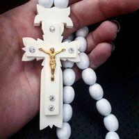Четки▪бусы в машину именные▪нательные кресты