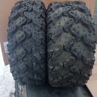 грязевую резину на квадроцикл высота 28 дюймов на диски R12