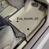 Коврики автомобильные Eva (Эва) в Южно-Сахалинске!