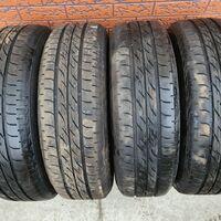 Комплект колес с летней резиной 175/65/15 bridgestone