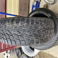 Продам 3 колёса 245/40R20 Dunlop winter ice 02