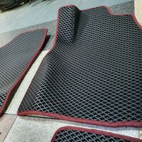 Производство EVA ковриков, так же 3D коврики в наличии и по замерам.