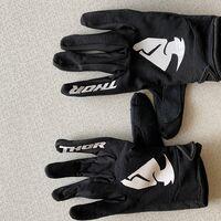 Перчатки XL новые