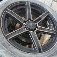 Колеса в сборе 275/50/ R20 Prado 150