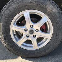 Куплю одно колесо(шину) Yokohama geolandar 215/70R15
