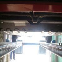 Защита двигателя на Suzuki Chevrolet Cruze