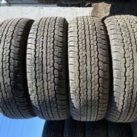265/70R17 комплект летних шин Dunlop