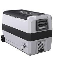 Двухкамерный автохолодильник-морозильник Alpicool CF55 (55л)