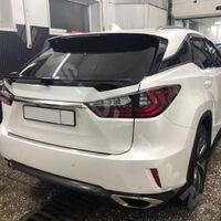 Спойлер под стекло Artisan для Lexus RX 200T/350/450H