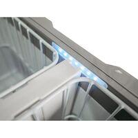 Двухкамерный автохолодильник компрессорный Alpicool T50 (50л)