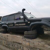 Кузов Land Cruiser 80 1996г