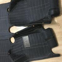 3D коврики на Тойота RAV4 (левый руль)