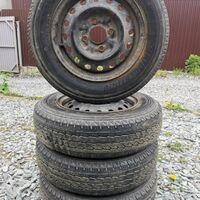 Комплект LT колёс Bridgestone