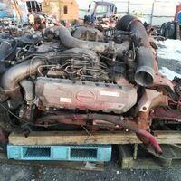 двигатель F17D Hino profia