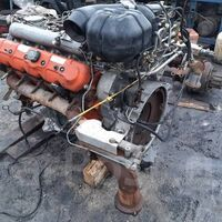двигатель 10PD1  isuzu giga