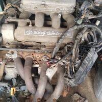 Двигатель 3S-GE