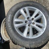 Продам диски из Японии новые шины Goodyear Vector 4 Seasons SUV GEN-2.