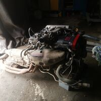 Двигатель 1jz-g задний привод