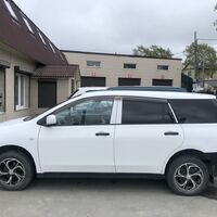 Проставки для увеличения клиренса на Nissan Wingroad