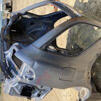 задняя половинка  заднее крыло задняя часть   Impreza GF