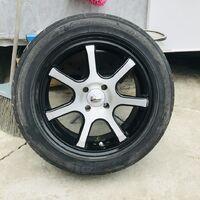Комплект колес на короллообразные 4х100