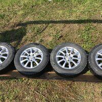 195/65/15 Bridgestone Revo GZ