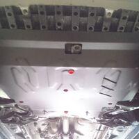 Защита картера двигателя на Toyota Premio