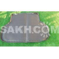 резиновый коврик с бортиком в багажник для Toyota Caldina ST215
