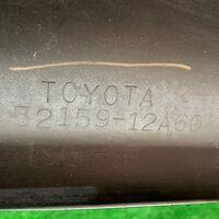 Задний бампер Corolla Axio NZE141 / NZE144 2006-2012 г, оригинал