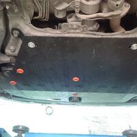 Защита двигателя на Toyota Sprinter Carib