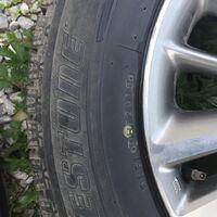 Хороший комплект Bridgestone r16
