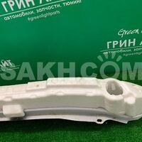 усилитель бампера и пенопласт (абсорбер) Corolla Axio / Fielder NZE164