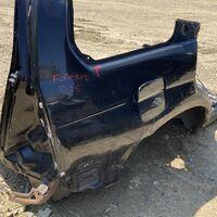 задняя половинка заднее крыло задняя часть Forester SG5
