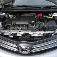 замок капота Toyota Corolla Axio / Corolla Fielder NZE161 / NZE164