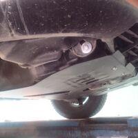Защита двигателя на Toyota Sprinter Trueno