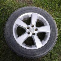 Колёса от  RX-350, можно по отдельности диски 13000 р, резина 5 000 р