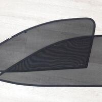Каркасные шторки на Nissan X-Trail NT31