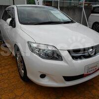 горловина топливного бака Toyota Corolla Axio / Fielder nze144