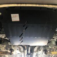 Защита двигателя на Toyota Tank