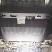 Защита двигателя на Toyota Vellfire