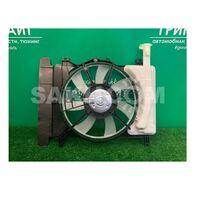 Диффузор радиатора охлаждения с вентилятором для Toyota