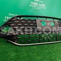 Бамперная решетка aerotourer Toyota Axio Toyota Fielder NZE164 2 м