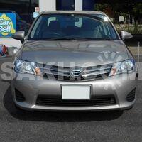 бамперная решетка Toyota Corolla Axio / Fielder NZE164 2012-2015