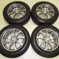 новое поступление колес на дисках r16 5-114 из Японии