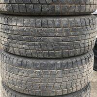 Автошины бу Япония с рынка Japan 225/55R17 - 4 шт. Dunlop DSX 2.